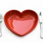 Un menù tutto per il cuore