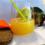 Pane  miele e succo di bergamotto