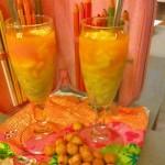 Giocomerenda: banana split con clementine