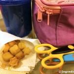 Pasticcini a merenda: la mescolanza