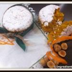 Camilla arancia e nocciole