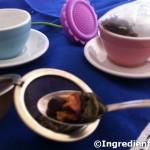 Tè (aromatizzati) a merenda