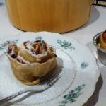 Roselline di mele per la mamma