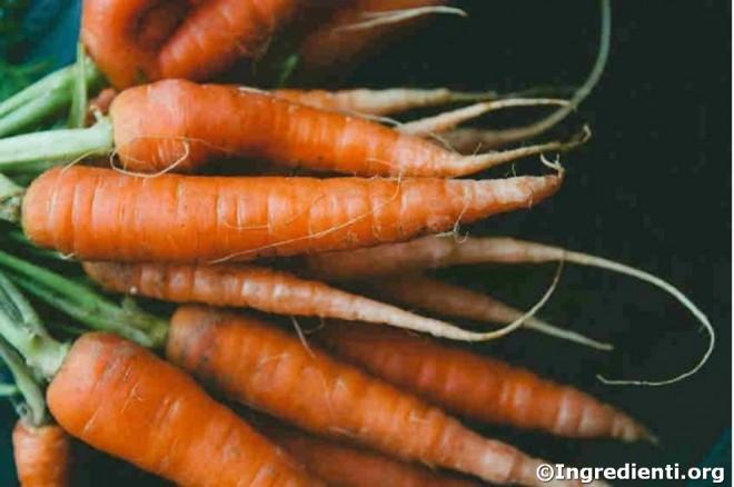 Carote e betacarotene