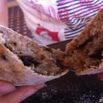 Pane nocciole e cioccolato