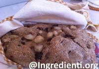 Pane di Segale Pere Cioccolato
