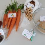 Torta carote e nocciole